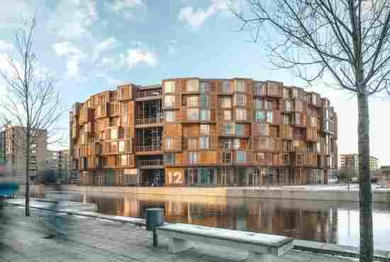 Arquitetura em Copenhague: residencial Tietgen, do escritório Lundgaard & Tranberg Arkitekter