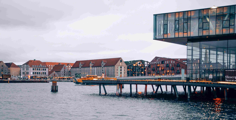 Arquitetura em Copenhague: Royal Danish Playhouse, do escritório Lundgaard & Tranberg Arkitekter