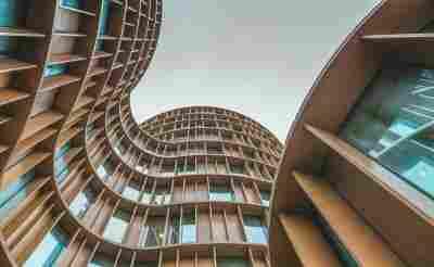 Arquitetura em Copenhague: Axel Towers, do escritório Lundgaard & Tranberg Arkitekter