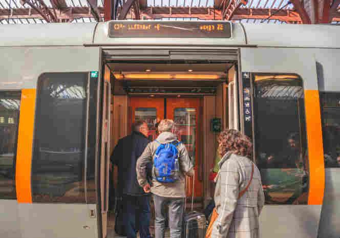 Estação central Copenhague, como se locomover