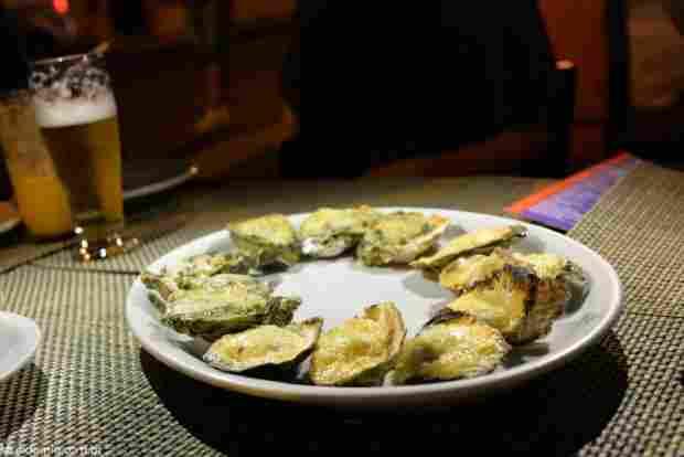 Deliciosa comida do Restaurante Pontes