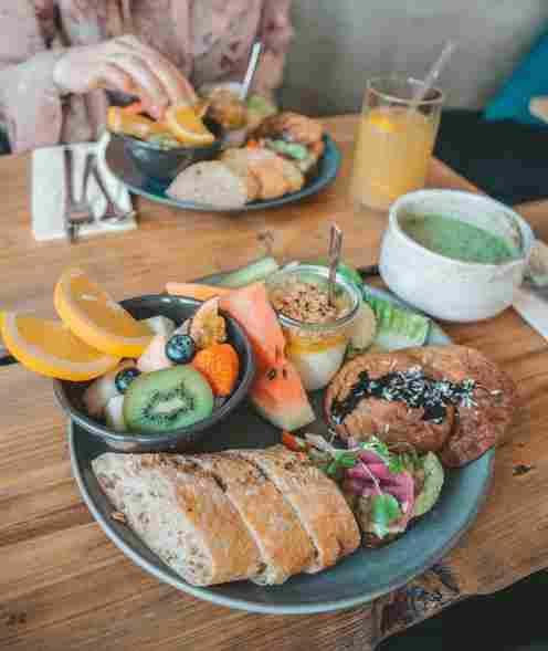 Quanto custa viajar para Dinamarca: alimentação
