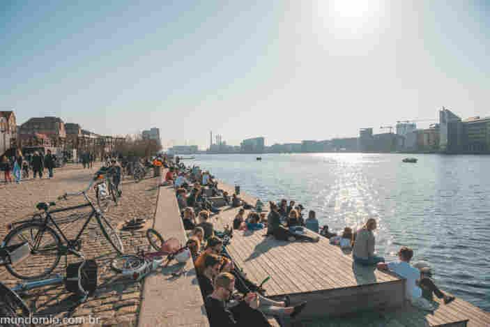 Melhor época para viajar para Copenhague, quando ir para Dinamarca