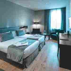 Onde ficar em Barcelona: hotel intermediário