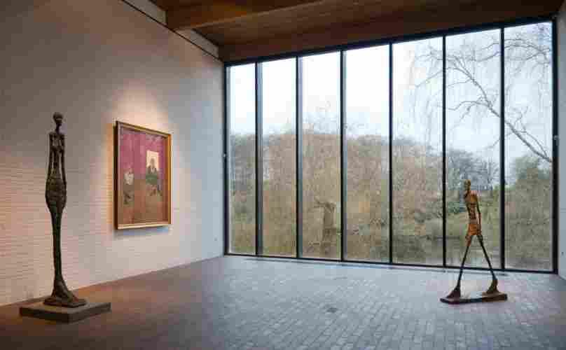 Louisiana Museum of Modern Art: bate-volta artístico de Copenhague