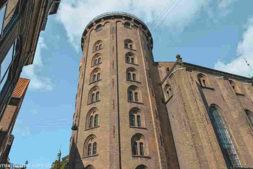 O que fazer em Copenhague: conferir a vista da cidade a partir da Torre Redonda