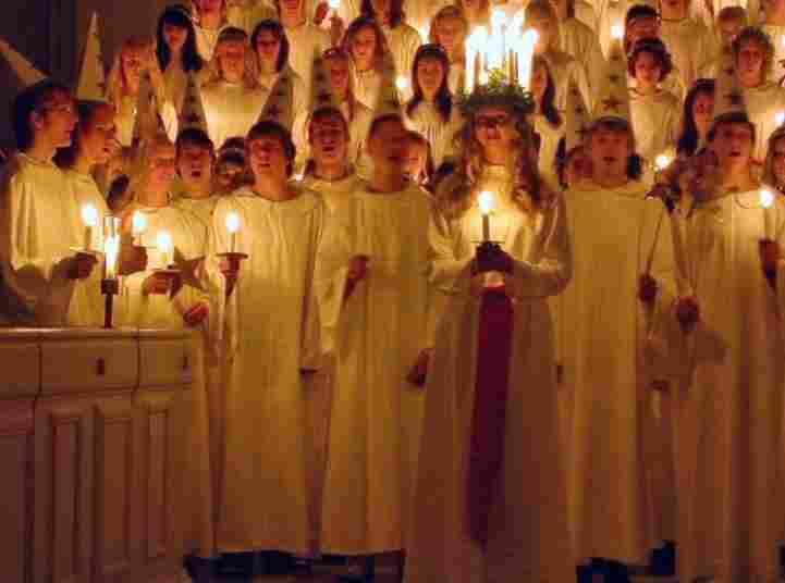 Natal na Dinamarca: Dia de Santa Lucia